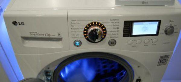 Inverter çamaşır makinesi