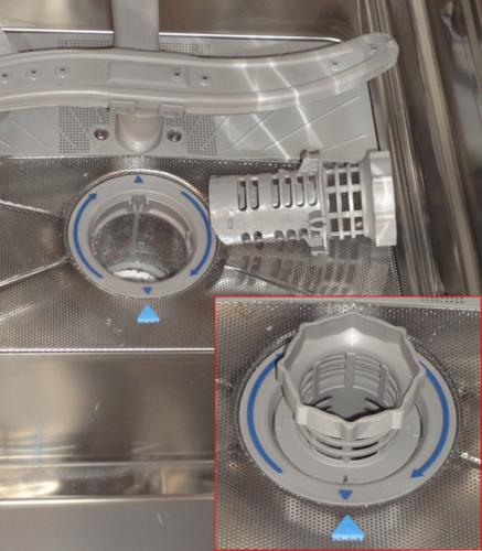 Filtre lave-vaisselle