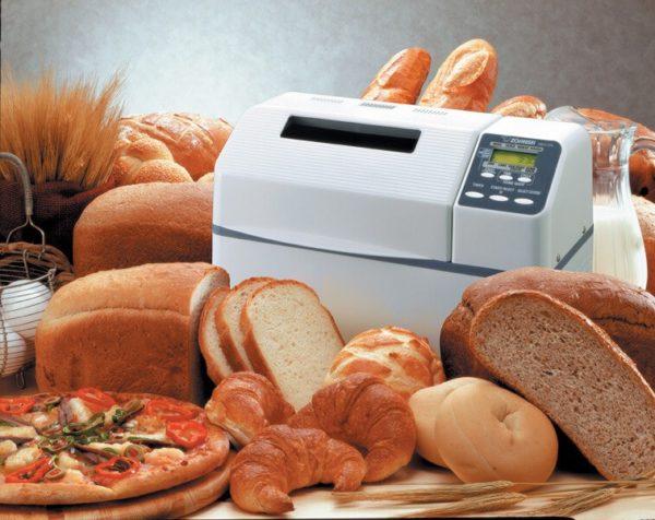 Machine à pain dans la cuisine