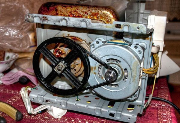 Ekmek Yapma Makinesi Kemeri