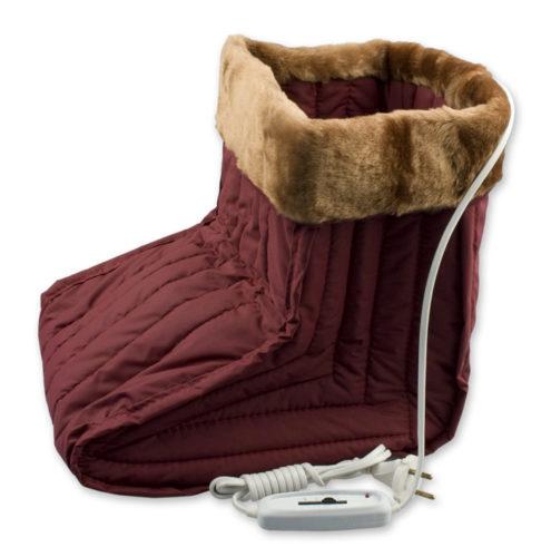 Vibromasajlı ayak ısıtıcı