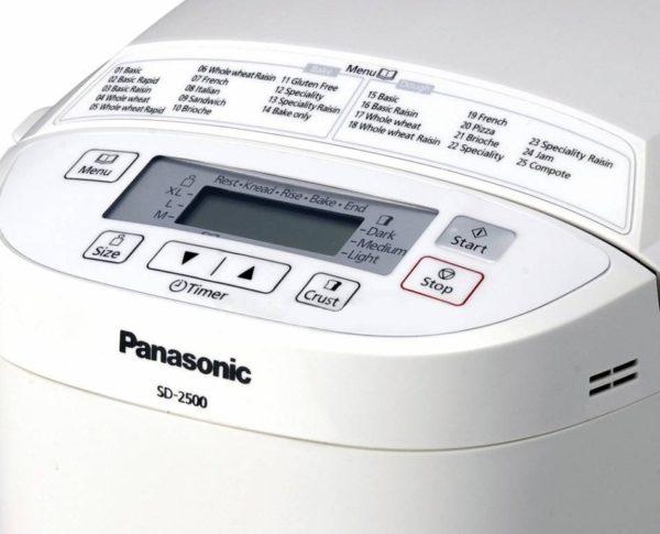 Machine à pain Panasonic SD-2510