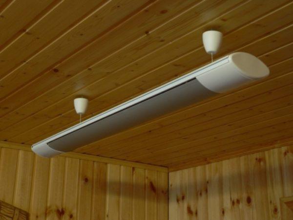 Tavan karbon ısıtıcı
