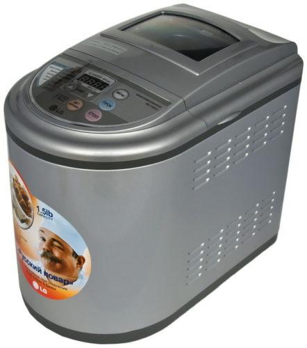 Ekmek Yapma Makinesi LG HB 155 C