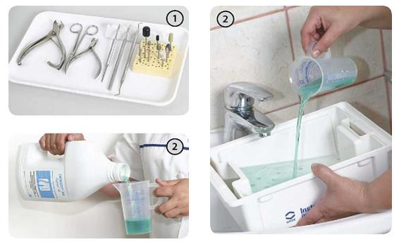 Stérilisation chimique