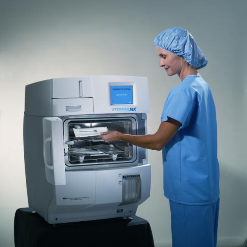 Stérilisateur au plasma