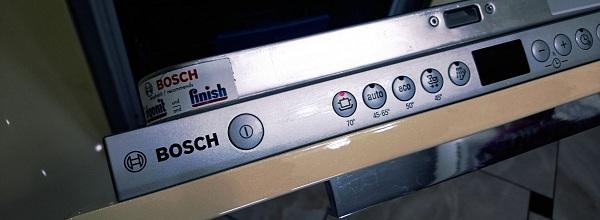 Codici Errore Bosch Lavastoviglie E24 E27 Risoluzione Dei