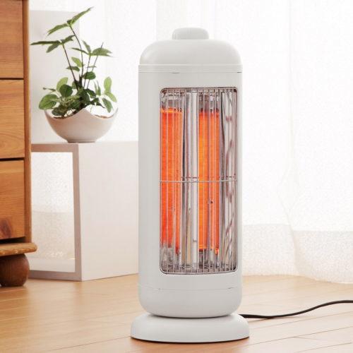 Chauffage infrarouge halogène