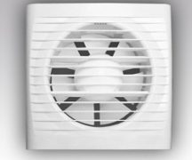 Fehér ventilátor