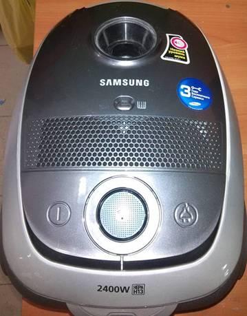 Samsung elektrikli süpürge