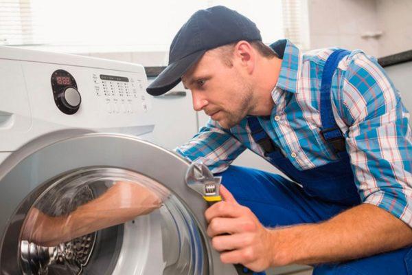 Remplacement de pièces dans une machine à laver