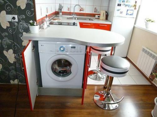 Mutfakta makine