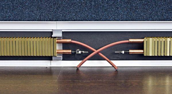 Elektrikli süpürgelik ısıtıcı