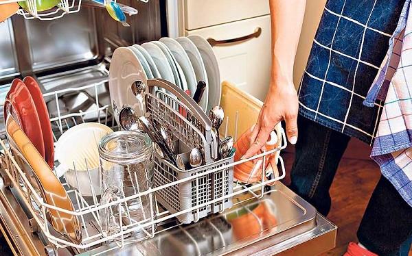 Vaisselle au lave-vaisselle