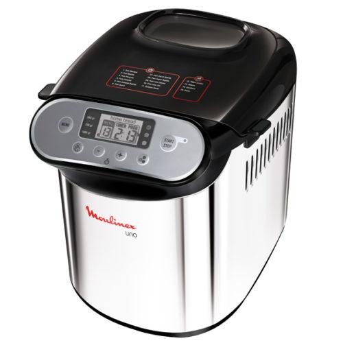 Ekmek Yapma Makinesi Moulinex OW310E30 Uno Metall