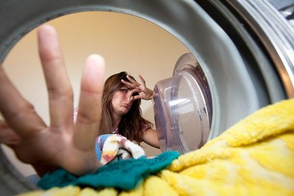Odeur désagréable dans la machine à laver