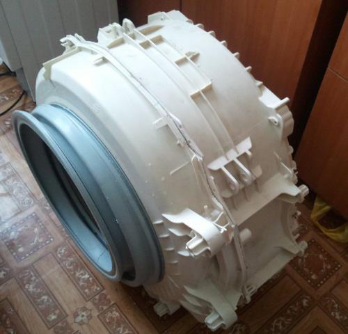 Réservoir de machine à laver