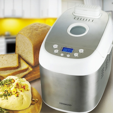 Kenwood BM900 Ekmek Yapma Makinesi