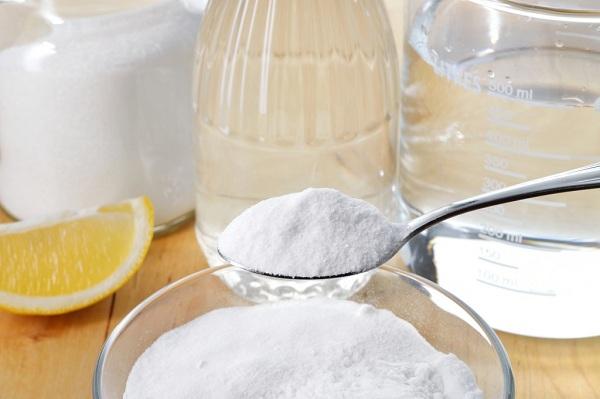 Sel, soda et eau