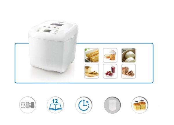 Modes de fonctionnement de la machine à pain Philips