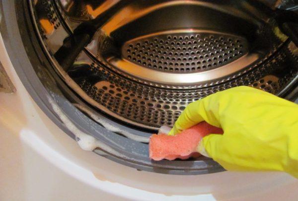 Nettoyage du sceau