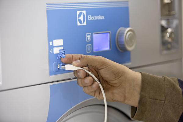 Çamaşır makinesi operasyon