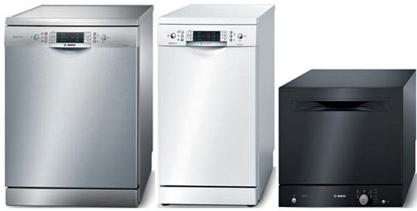 Dimensions du lave-vaisselle