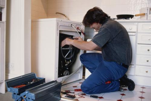 Réparation de machine à laver
