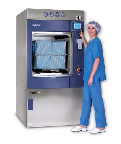 Stérilisateur médical à vapeur