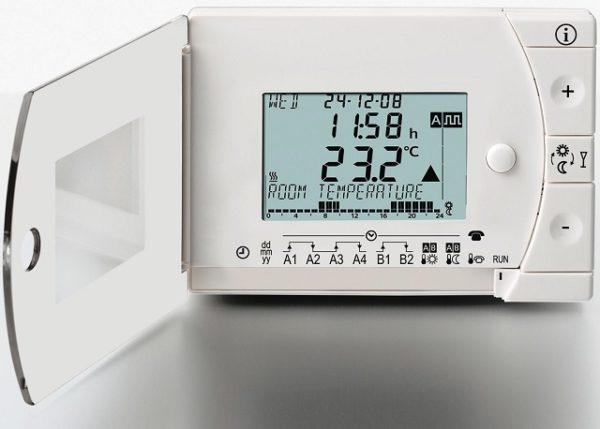 Kızılötesi ısıtıcı için termostat