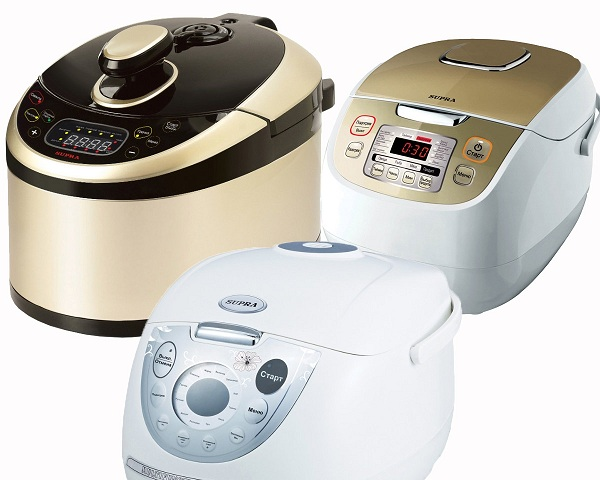 Multicooker durum