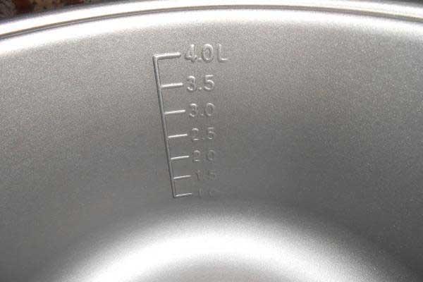 4 litrelik hazne hacmi