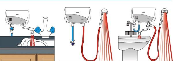 3 kW su ısıtıcısı