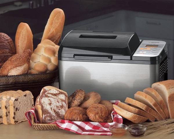 Machine à pain et cuisson