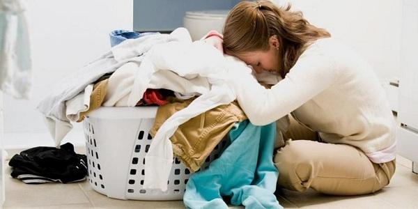 La machine déchire les vêtements