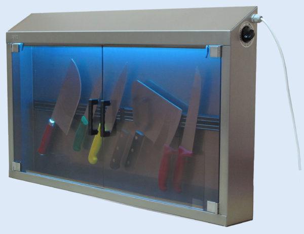 UV bıçak sterilizatörü