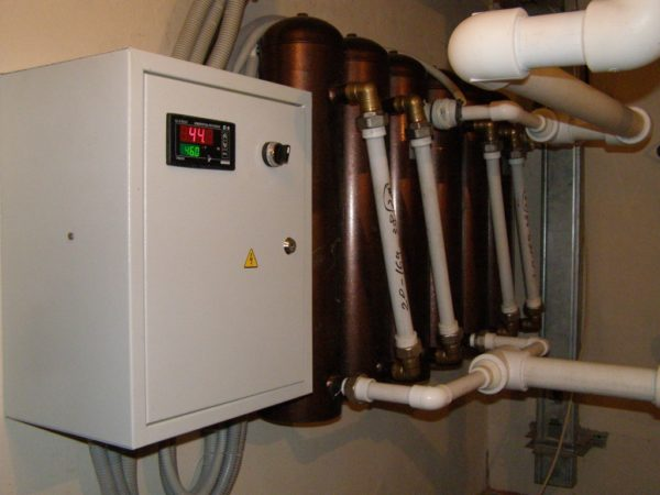 Induksjon Vortex Heatere