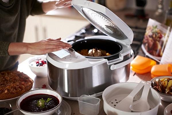 Processus de cuisson dans une mijoteuse