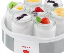 Yogurt maker with ready yogurt