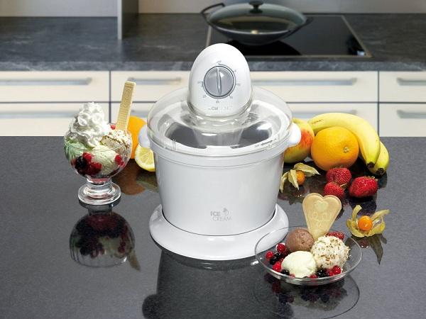 Meyveli Dondurma Makinesi