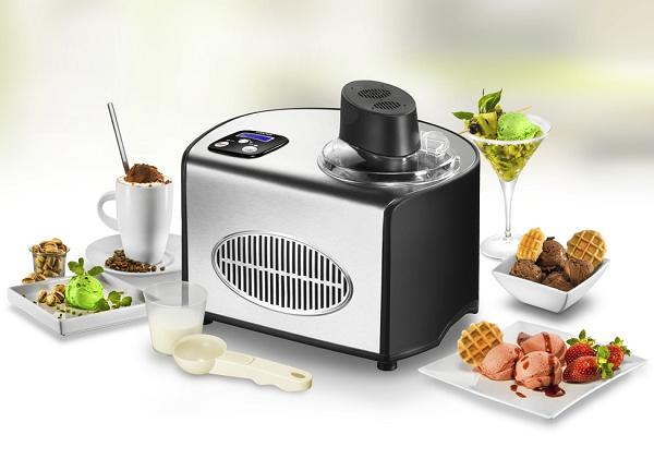 Kompresörlü dondurma makinesi