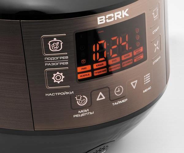 Bork multicooker
