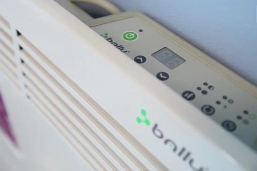 Elektronik termostat