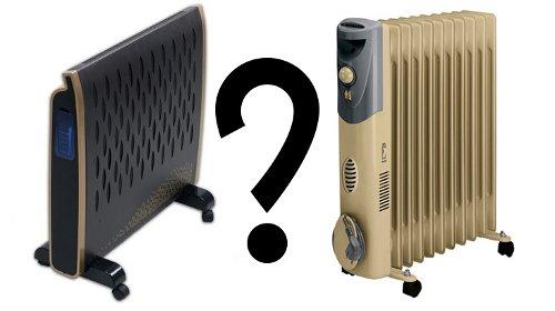 Convecteur ou radiateur