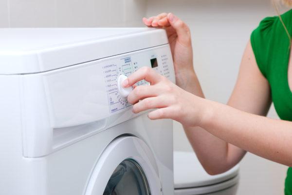 Sélectionnez le mode de lavage