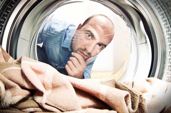 세탁시 회전하지 않는다.
