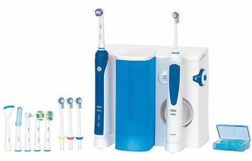 Soins Oral-B Professional OxyJet + 3000