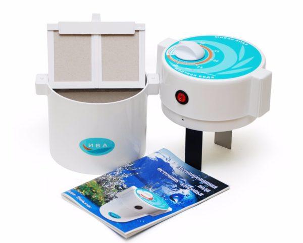 Su arıtma için elektrik iyonlaştırıcı