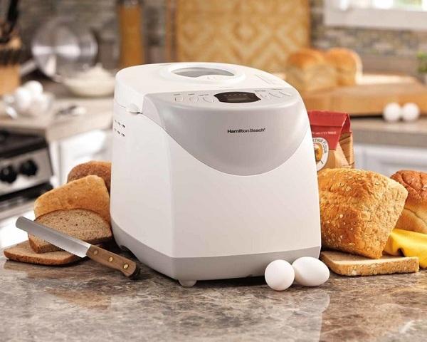 Ekmek makinası ve ekmek