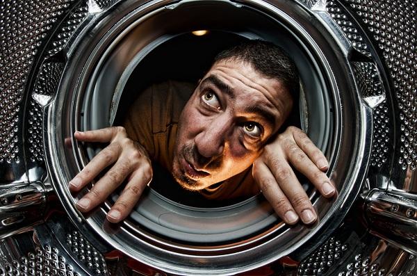 Le défaut de fabrication de la machine à laver à tambour